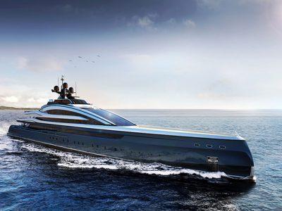 Crossbow 100 m, nuovo Sport Coupè di ISA Yachts firmato Hydro Tec