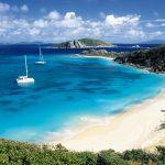 Yacht Engaged in Trade BRITISH VIRGIN ISLANDS-PETER ISLAND-DEADMEN'S BAY