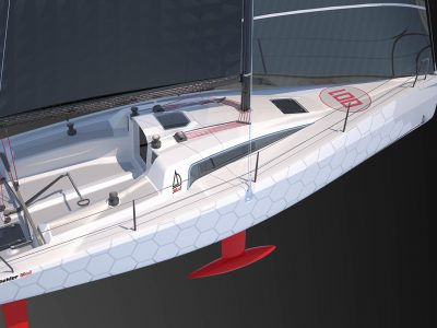 Dehler 30 One Design: small, fast and aggressive. Also for the price