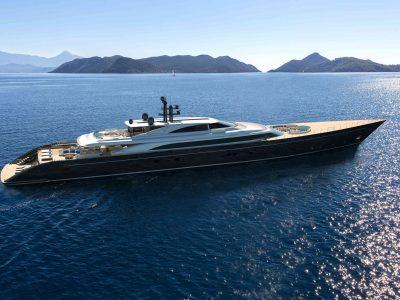 Palm Beach Boat Show: Perini Navi shows off E-volution and Argonaut