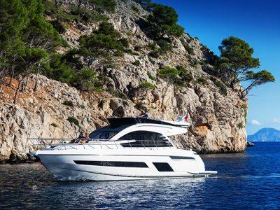 Fairline Yachts announces line-up for Singapore Yacht Show 2019