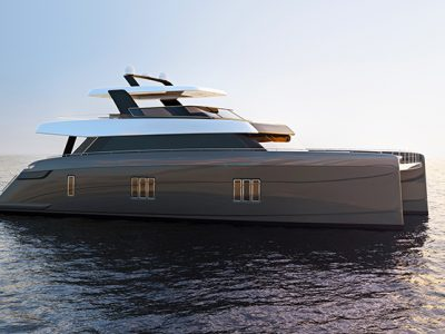80 Sunreef Power, new details unveiled