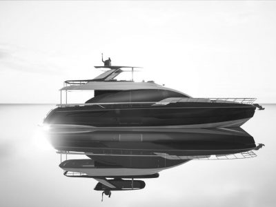 Azimut 78 Fly, the new flagship