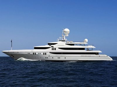 Tre nuovi Superyacht nella flotta di MCM