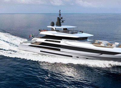 New model of the Mangusta Oceano line presented