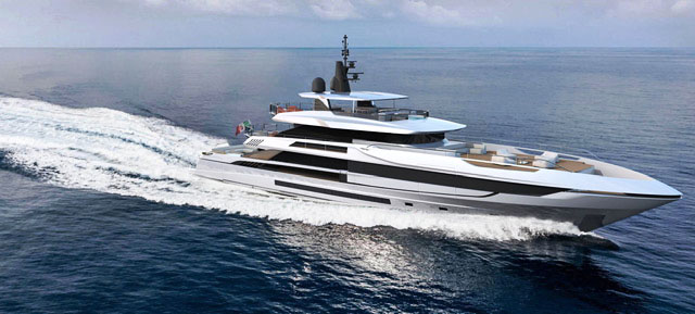 New model of the Mangusta Oceano line presented