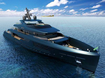 Mondomarine svela il nuovo Discovery 57 metri