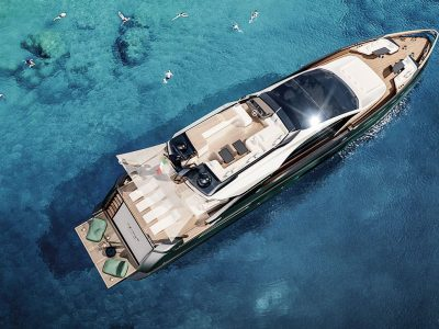 Azimut S10, the new flagship