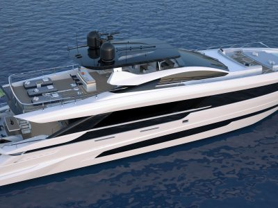 Mangusta GranSport 33, a special relationship with America…