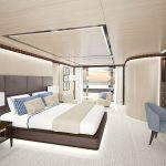ISA 45GT_commercial version - interior design proposal_owner's cabin