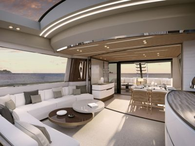Azimut, two new flagships arriving in Cannes