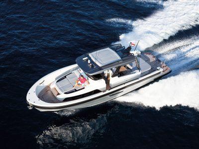 Bluegame BG 42, Multi-UtilitySport Yacht