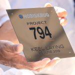 Nobiskrug_Project 794_Keel Laying_20190626 (2)