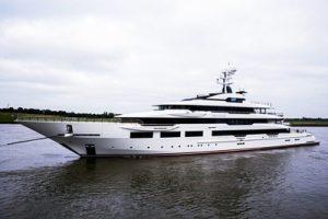 Le DreAMBoat Superyacht de 90 mètres d'Oceanco a été livré