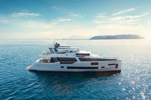 sirena yachts Gpy Longrange