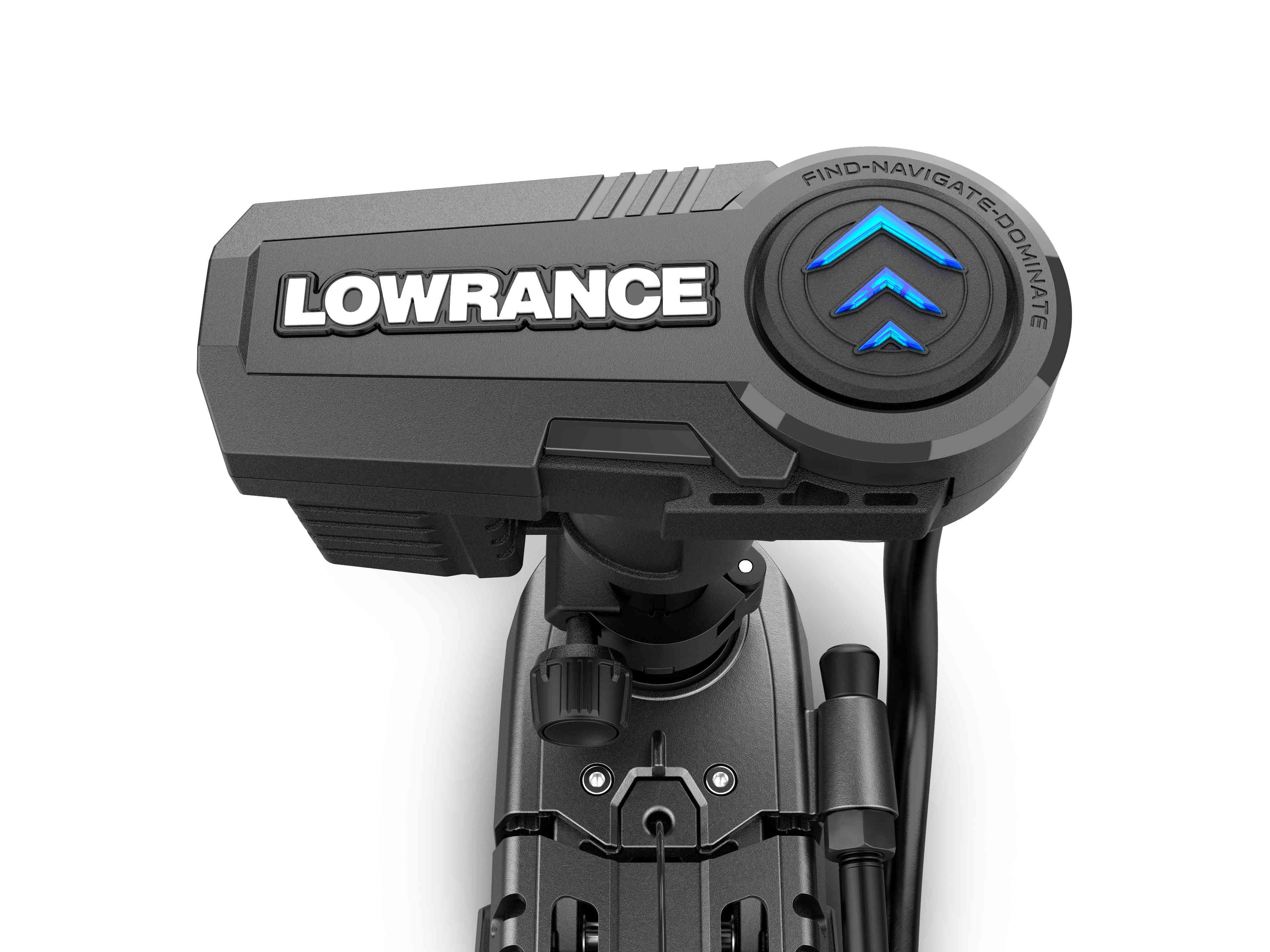 Lowrance Ghost, ultima frontiera dei motori elettrici per la