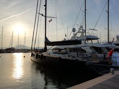 Marina di Olbia Yachting Services compie 10 anni