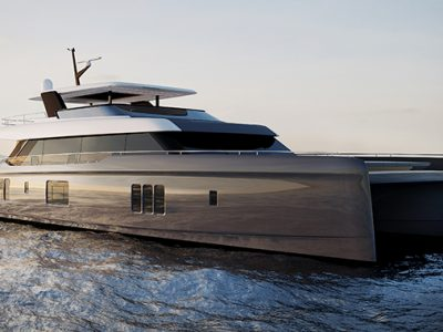 Tennis star Rafael Nadal is now part of Sunreef Yachts' family