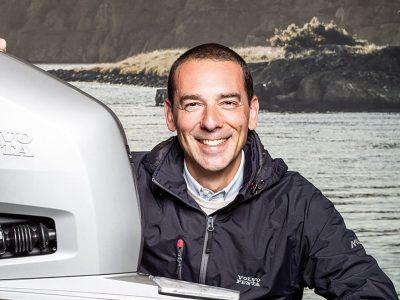Andrea Piccione, Volvo Penta: essere concreti