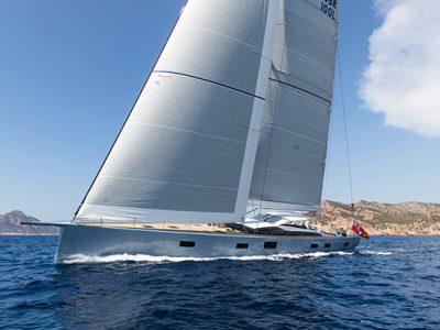 Baltic 112 Liara, lo yacht a vela in mostra a Monaco