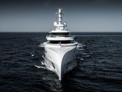 Winch Design, tre nuovi yacht al Monaco Yacht Show di quest'anno