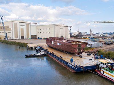 Oceanco: il loro ultimo progetto di 109m/357ft sarà ultimato nei nuovi impianti