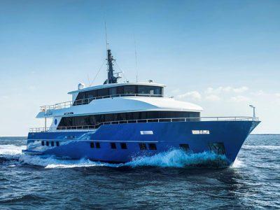 Gulf Craft Nomad 95 Suv al Monaco Yacht Show