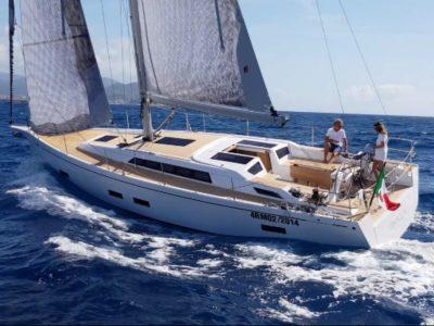 Grand Soleil 42 LC, prime impressioni di navigazione
