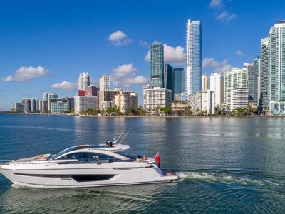 Fairline Yachts: first Targa 65 GTO to premiere in Southampton
