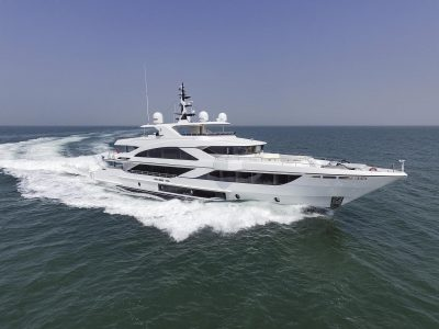 Gulf Craft, consegnato un altro 43 metri