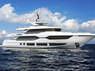 Gulf Craft ha rivelato il nuovo 37m Majesty Yachts al Monaco Yacht Show