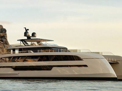Sunreef Yachts: the 110 Sunreef Power is under construction
