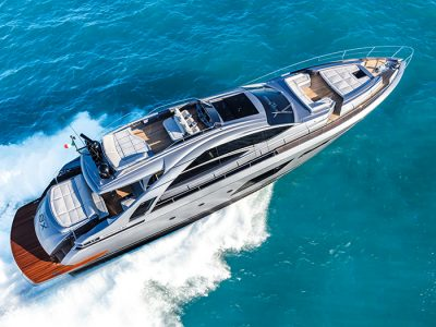 Pershing 8X, absolutepower