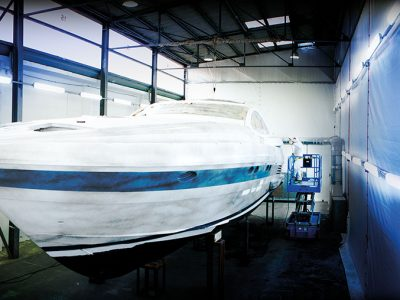 CMM Yacht Service, From the heart ofitaly,to theedgeof the world