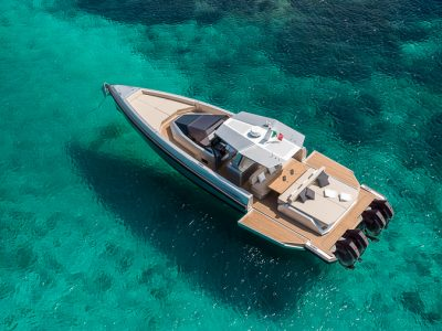 Ferretti Group, schieramento in forze al Miami Yacht Show