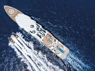 ExploringAmadea by Imperial Yachts