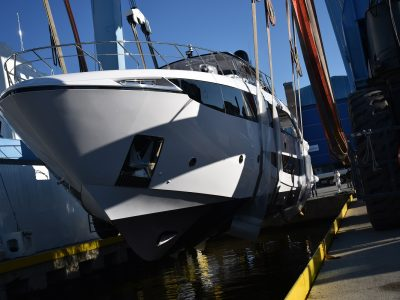 Amer Yachts, varato il secondo F100