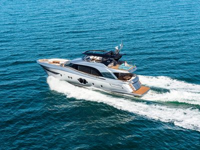 Monte Carlo Yachts MCY 76, back to the roots