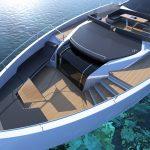 100 yacht FWD MOORING