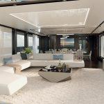 100 yacht-Saloon