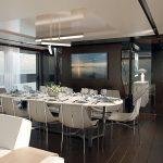 100 yacht Saloon-Dining