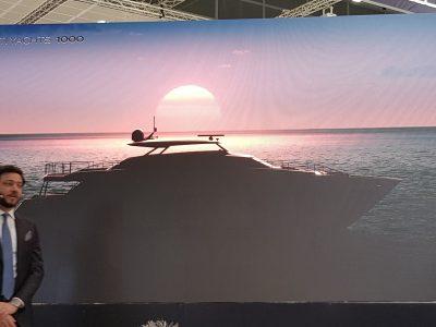Ferretti Yachts: arriva il Ferretti 1000, il più grande di sempre