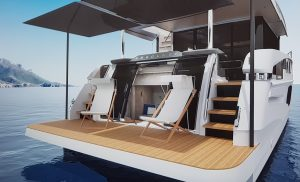 Absolute Yachts Navetta 64