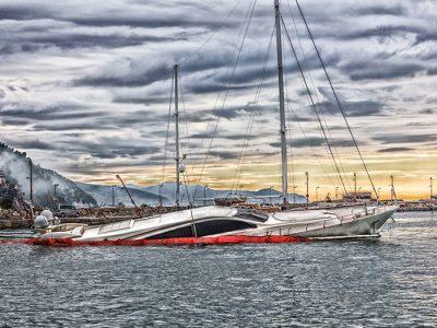 Lloyd's Open Form: regole del salvataggioin mare
