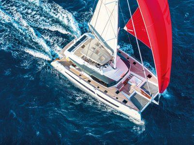 Fountaine Pajot Alegria 67, a joy to sail