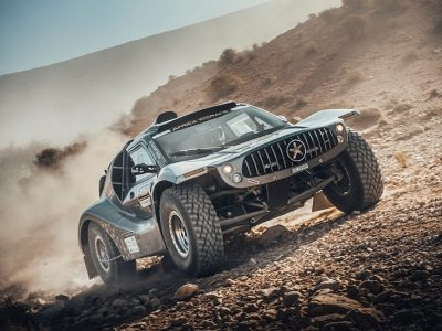 Africa Eco Race, a desert rally partnered by Sunreef Yachts