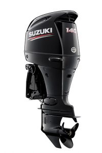 Il DF140ATL di Suzuki