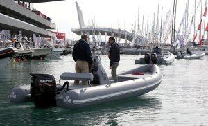 Il DF140A a Genova
