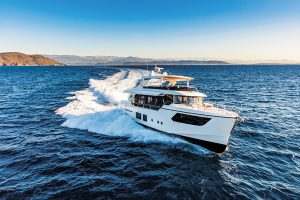 Navetta 73 Absolute Yachts