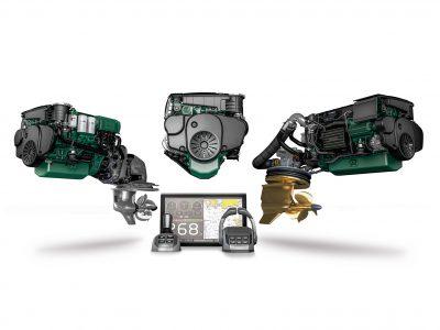 Volvo Penta D4 and D6, newgeneration